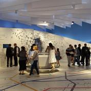 EXPO 2017: Rundgang durch den Deutschen Pavillon. Foto: Christian Papert