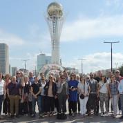 EXPO 2017: Stadtrundfahrt durch Astana. Foto: AUMA
