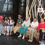 EXPO 2017: Kasachstan-Pavillon. Foto: AUMA
