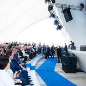 Der Deutsche Nationentag auf der EXPO 2017 - Foto: Deutscher Pavillon / HMC