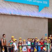 EXPO 2008 in Saragossa - Foto: AUMA