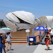 EXPO Milano 2015: Deutscher Pavillon – Foto: © comrhein/StefanDömelt