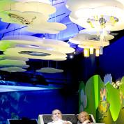 Der Deutsche Pavillon auf der EXPO 2008 in Saragossa - Foto: AUMA
