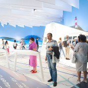 "EXPO 2017: ""Map of Future"" im Deutschen Pavillon - Foto: Deutscher Pavillon / HMC"
