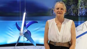 EXPO 2017: Bettina Bochynek, Direktorin im Deutschen Pavillon - Foto: Deutscher Pavillon/HMC