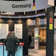 German Pavilion auf der Airportshow - Foto: HMC