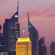 World Trade Centre Tower in Dubai