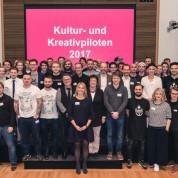 """Start-up Night der Kreativen: Das sind die Preisträger 2017 des Wettbewerbs """"Kultur- und Kreativpiloten Deutschland"""""""