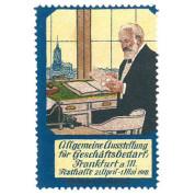 Allgemeine Ausstellung für Geschäftsbedarf, Frankfurt am Main 1910