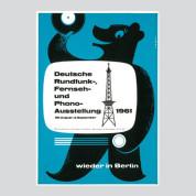 Deutsche Rundfunk-, Fernseh- und Phono-Ausstellung, Berlin 1961