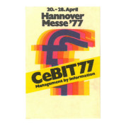 CeBIT, Hannover 1977