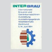 Interbrau, Dortmund 1964