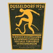 Grosse Ausstellung Gesundheitspflege, Sociale Fürsorge, Leibesübungen, Düsseldorf 1926