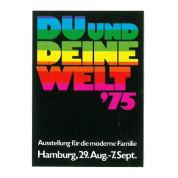 Du und deine Welt, Hamburg 1975