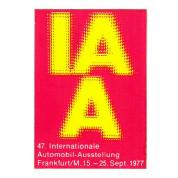 IAA, Frankfurt a.M. 1977