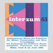 Interzum, Köln 1961
