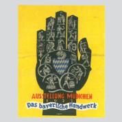 Das bayerliche Handwerk, Ausstellung München 1927