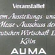 Veranstaltet vom AUMA, durchgeführt und organisiert von der IMAG – Bild aus dem Dokumentationsfilm der IMAG