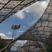 Zeltdach des Olympiastadions in München - Foto: Rudolpho Duba/pixelio.de