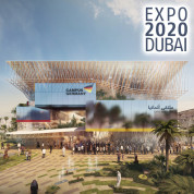 AUMA – Expo 2020 in Dubai, Deutscher Pavillon