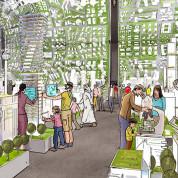 Deutscher Pavillon: Ausstellung Future Lab