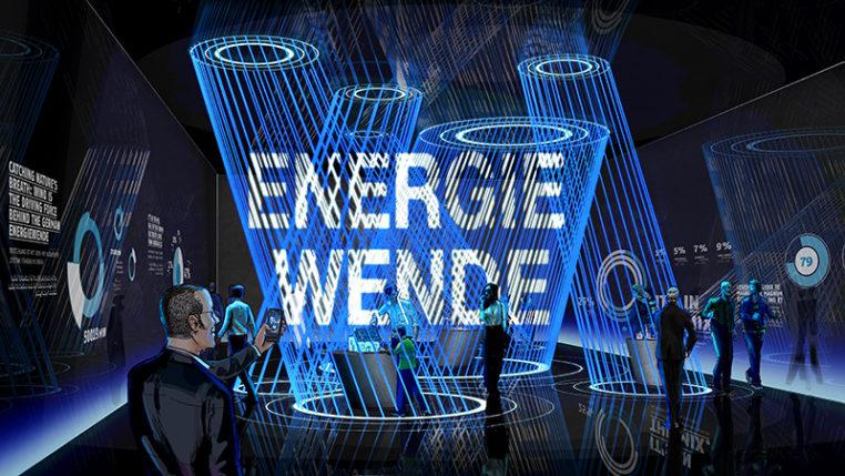 Deutscher Pavillon: Ausstellung Energy Lab