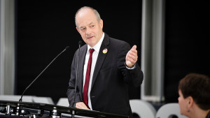 Dietmar Schmitz, Generalkommissar des Deutschen Pavillons, Bundesministerium für Wirtschaft und Energie