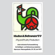 Huhn & Schwein, Hannover 1977