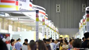 Seit rund 70 Jahren fester Bestandteil der deutschen Außenwirtschaftsförderung: das Auslandsmesseprogramm. // Food Hotel Vietnam © trieusumo.com