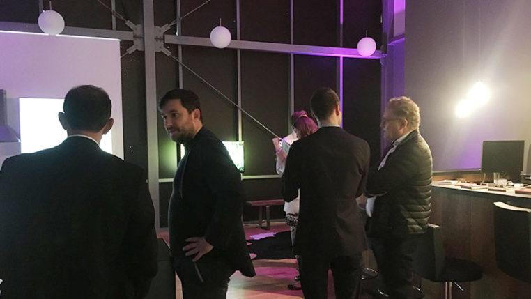 Messestand auf der Internationalen Möbelmesse in Köln 2017. Foto: KoelnMesse